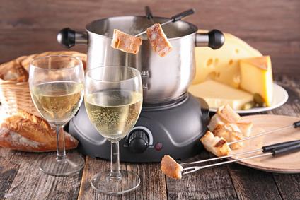 Harmonização Vinho e Fondue