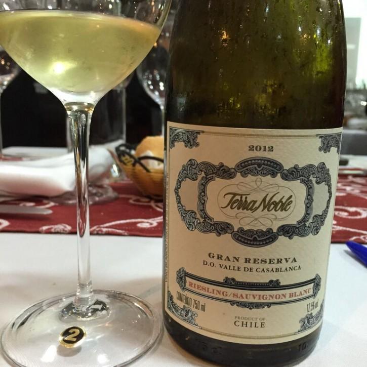 Vinho terranoble 2