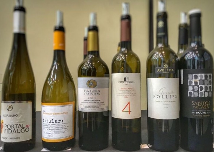 Vinhos de Portugal Curitiba 2016 1