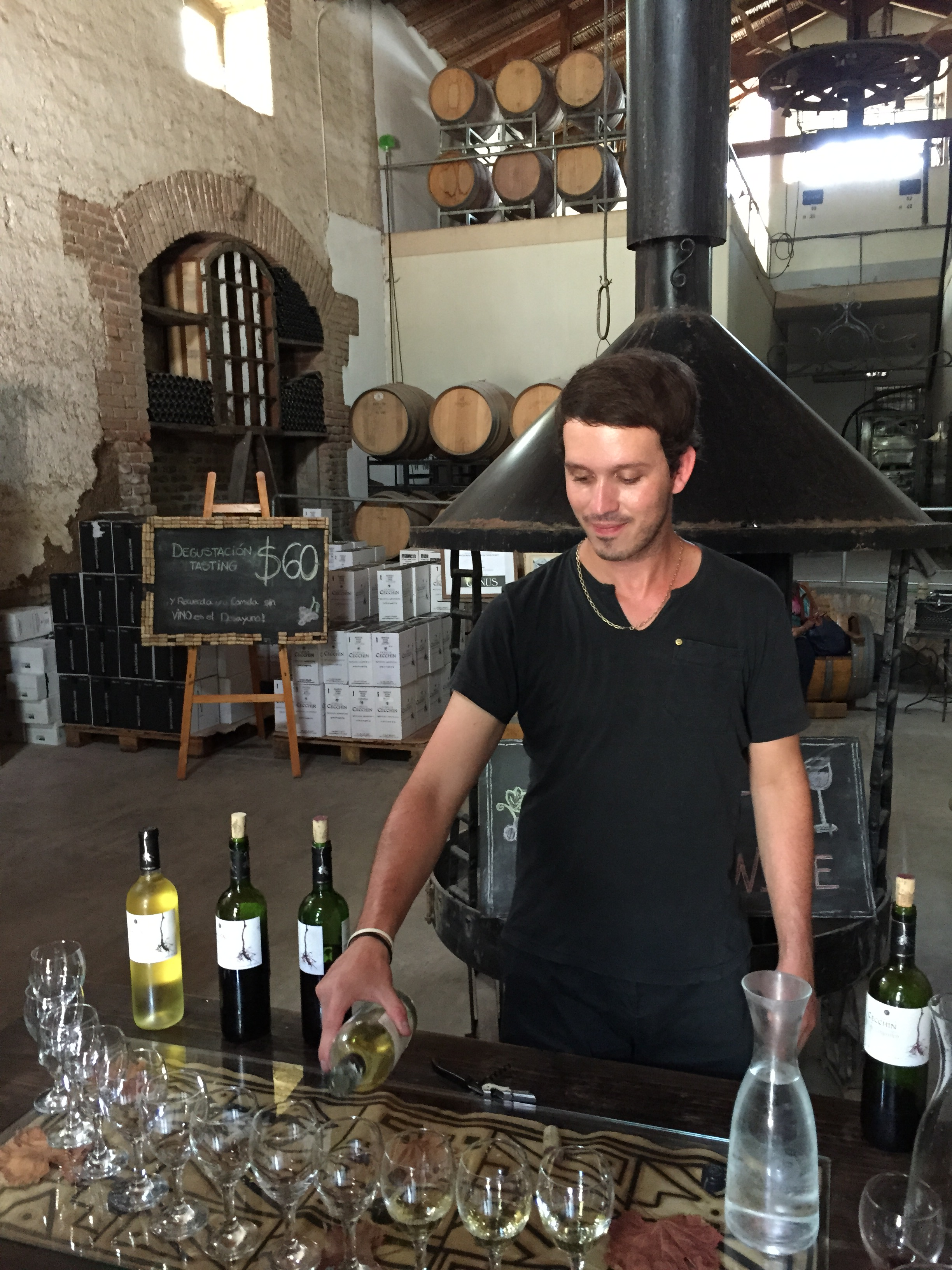 Bodega Cecchin Vinhos Orgânicos 10