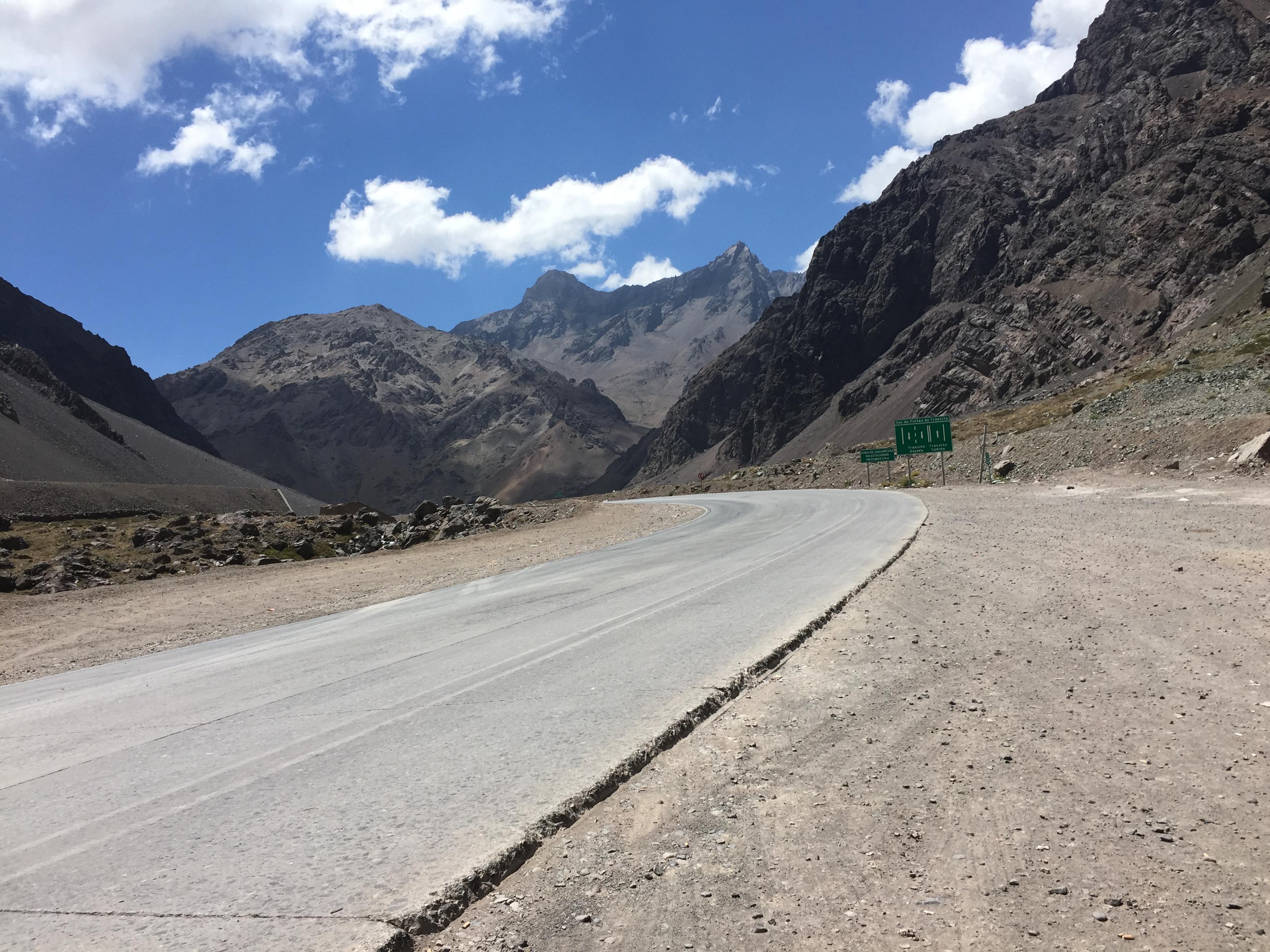 Cruzando os Andes 6