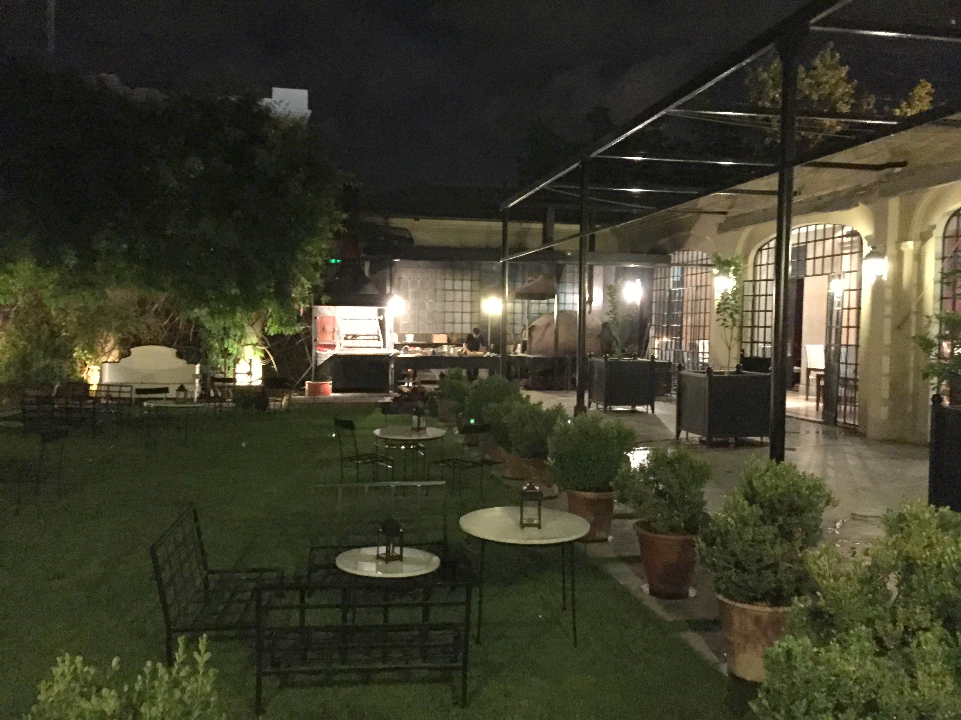 Restaurante 1884 Francis Mallmann - Mendoza