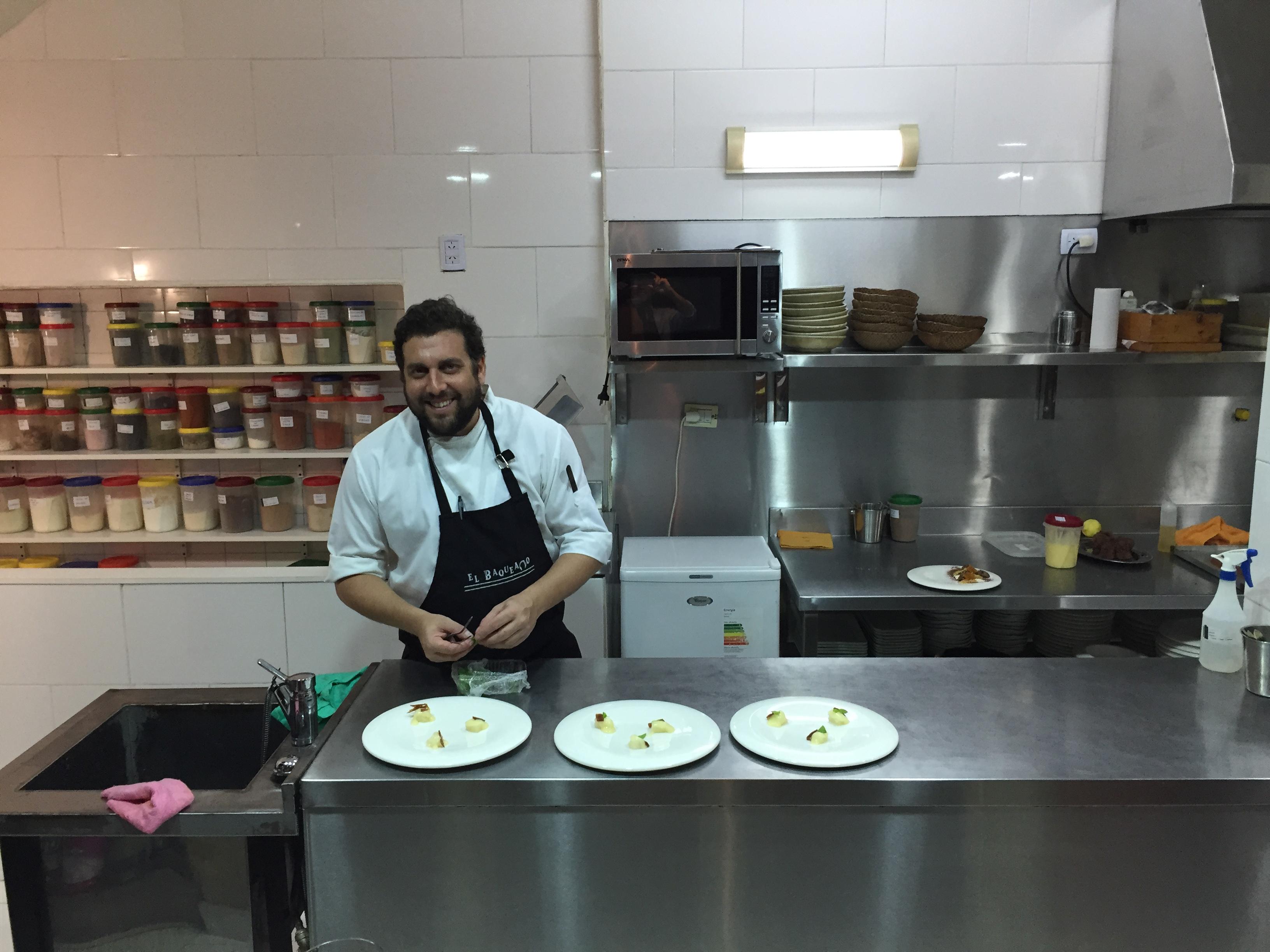 El Baqueano Cocina Autóctona