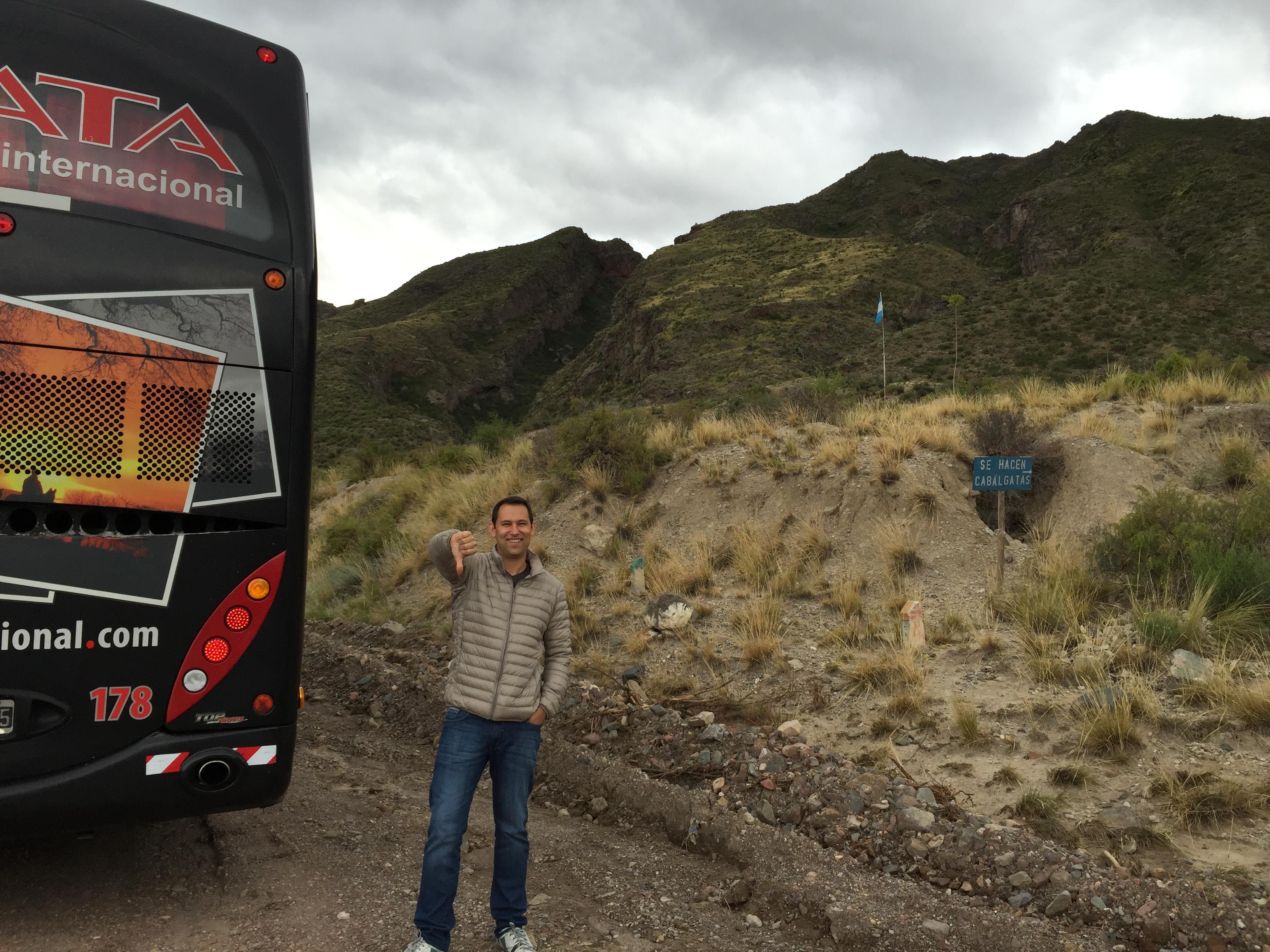 Cruzando os Andes 2